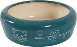 Zolux Miska ceramiczna dla gryzonia 350 ml - niebieski