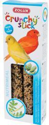 Zolux Crunchy Stick kanarek mozga kanaryjska/rzepik pospolity 85 g