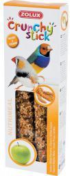 Zolux Crunchy Stick ptaki egzotyczne proso/jabłko 85 g