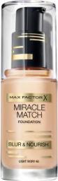 MAX FACTOR Miracle Match Podkład do twarzy 040 Light Ivory 30ml