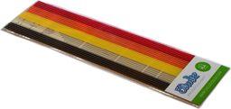 3Doodler Filament PLA do długopisu, 5x5 szt., kolory przezroczyste (PL-MIX12)