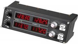 Joystick Logitech G Saitek Pro Flight Radio Panel USB (945-000011)