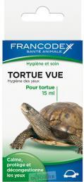 FRANCODEX Płyn do czyszczenia oczu żółwi 15 ml
