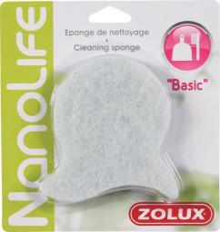 Zolux Gąbka do czyszczenia kolor biały