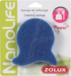 Zolux Gąbka do czyszczenia kol. niebieski