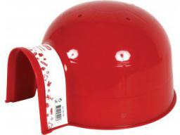 Zolux Igloo dla gryzonia plastikowe duże kol. czerwony