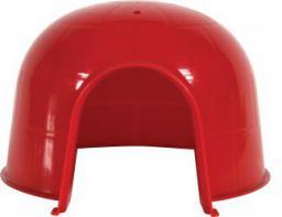 Zolux Igloo dla gryzonia plastikowe małe kol. czerwony