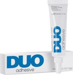 Ardell Duo Eyelash Clear-White klej do sztucznych rzęs 14g