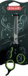 Zolux Nożyczki z grzebieniem - degażówki