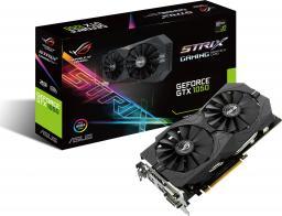 Karta graficzna Asus GeForce GTX 1050 2GB GDDR5 (128 Bit) HDMI, DVI-D, DP, BOX (STRIX-GTX1050-2G-GAMING)