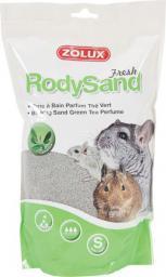 Zolux Piasek do kąpieli Rody Sand 2 l zielona herbata