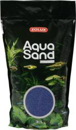 Zolux AquaSand Trend Ultramarine 3 l kol. fioletowy