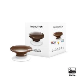 Fibaro The Button brązowy (FGPB-101-7)