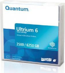 Taśma Quantum LTO-6 Ultrium 2.5/6,25 TB (MR-L6MQN-03)