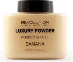 Makeup Revolution Luxury Banana Powder Puder sypki 42g