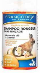 FRANCODEX Szampon dla gryzoni bez spłukiwania 100 ml