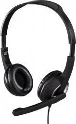 Słuchawki z mikrofonem Hama Essential HS 300 (0053982)