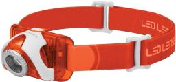 Ledlenser Latarka czołowa Seo 3 LED Orange (6104)