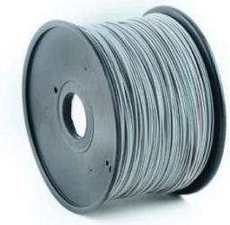 Gembird Filament ABS, 1.75mm, 1kg, szary (3DP-ABS1.75-01-GR)