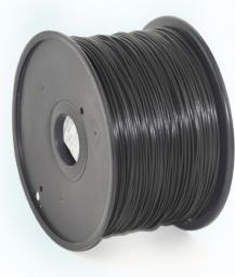 Gembird filament PLA, 1,75mm (3DP-PLA1.75-01-BK)