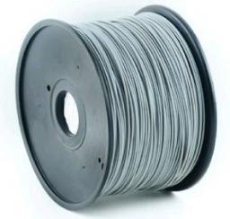 Gembird Filament PLA, 1.75mm, 1kg, szary (3DP-PLA1.75-01-GR)