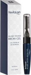 Revitalash Hi-Def Tinted Brow Gel - stylizująco koloryzujący żel do brwi Soft Brown 7.4ml