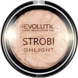 Makeup Revolution Strobe Highligters Radiant Lights Rozświetlacz do twarzy 12g