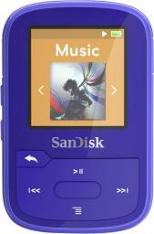 Odtwarzacz MP3 SanDisk CLIP SPORT PLUS/GLOBAL 16GB (SDMX28-016G-G46B)