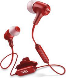 Słuchawki JBL E25BT czerwone