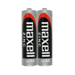 Maxell Bateria, AA, zinc, 2 sztuki (724031.04.EU)