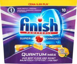 Finish Tabletki do zmywarki Powerball Quantum Max 10szt.