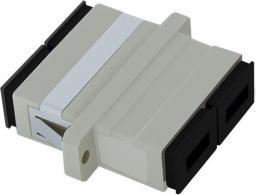 Qoltec Adapter światłowodowy SC/UPC duplex MultiMode (54141)