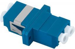 Qoltec Adapter światłowodowy LC/UPC duplex SingleMode (54134)