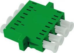 Qoltec Adapter światłowodowy LC/APC quad SingleMode (54137)