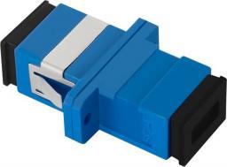 Qoltec Adapter światłowodowy SC/UPC simplex SingleMode (54139)