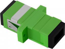 Qoltec Adapter światłowodowy SC/APC, simplex, SingleMode (54140)