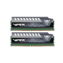 Pamięć Patriot Viper Elite, DDR4, 32 GB,2133MHz, CL14 (PVE432G213C4KGY)