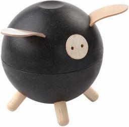 Plan Toys Skarbonka świnka,kolor czarny (PLTO-8613)