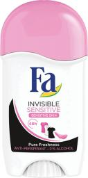 Fa Invisible Sensitive Dezodorant sztyft 50ml