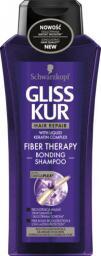 Schwarzkopf Gliss Kur Fiber Therapy szampon do włosów po koloryzacji 250ml
