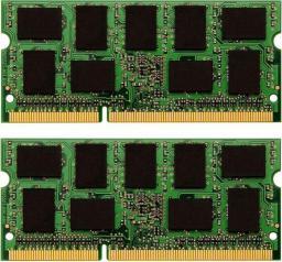 Pamięć do laptopa Kingston DDR3L SODIMM 2x8GB 1600MHz CL11 (KVR16LS11K2/16)