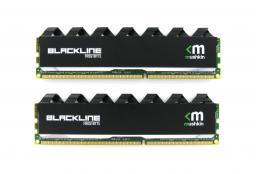 Pamięć Mushkin Blackline, DDR4, 32 GB,2400MHz, CL15 (MBA4U240FFFF16GX2)