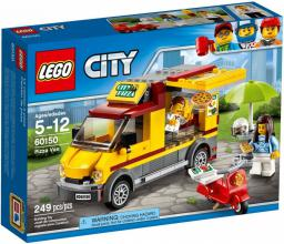 LEGO CITY Foodtruck z pizzą  (60150)