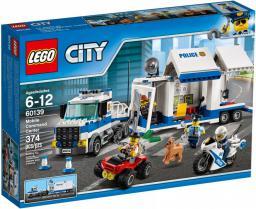 LEGO CITY Mobilne centrum dowodzenia (60139)