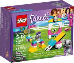 Lego Friends Plac zabaw dla piesków (41303)