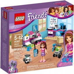 Lego Friends Kreatywne laboratorium Olivii (41307)