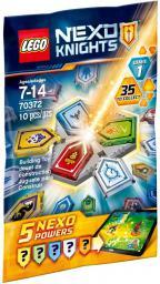 Lego NEXO KNIGHTS COMBO MOC NEXO — FALA 1  (70372)