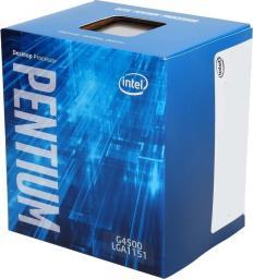 Procesor Intel Pentium G4600, 3.6GHz, 3MB, BOX (BX80677G4600)