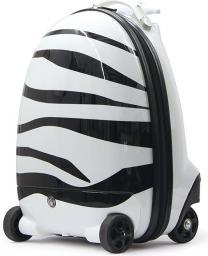 Jamara Dziecięca walizka - Zebra (460221)