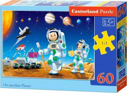 Castorland Puzzle 60 Na innej planecie (225233)